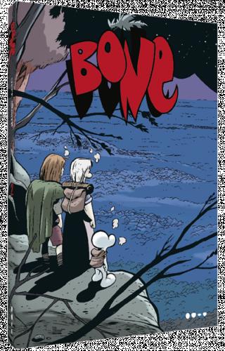 Bone #2: Phoney contra-ataca ou solstício - Jeff Smith