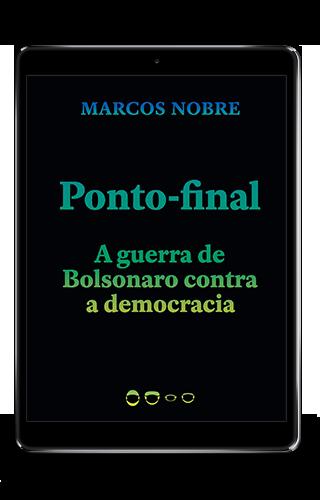 Ponto-final - Marcos Nobre