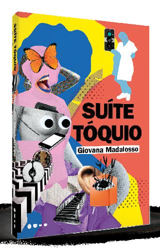 Suíte Tóquio - Giovana Madalosso