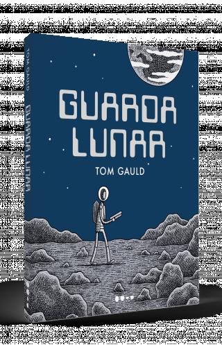 Guarda lunar - Tom Gauld