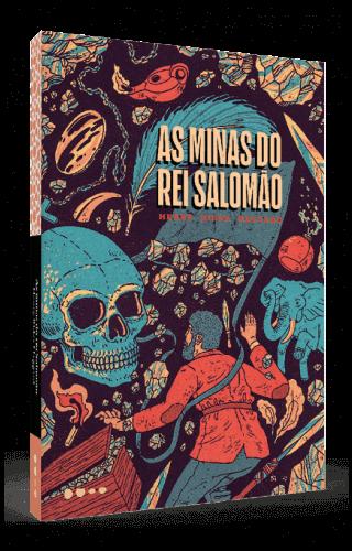 As minas do rei Salomão - Henry Rider Haggard